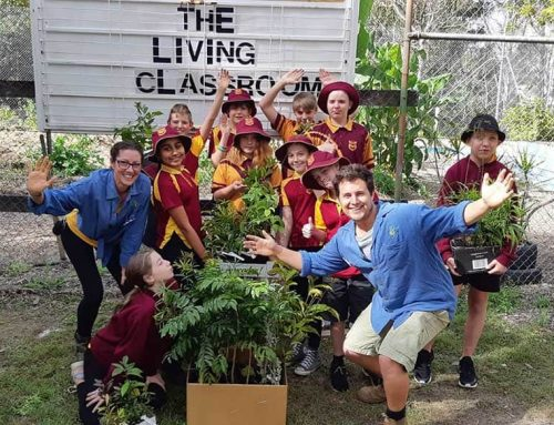 The Living Classroom