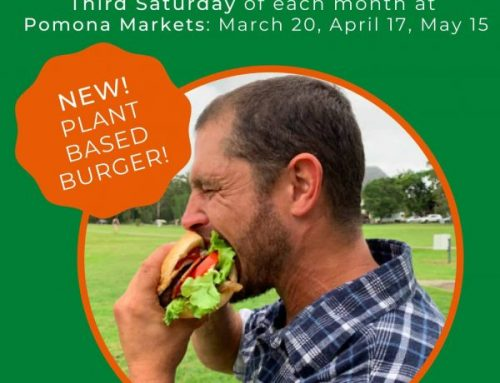 Our Monthly BBQ – April 17th